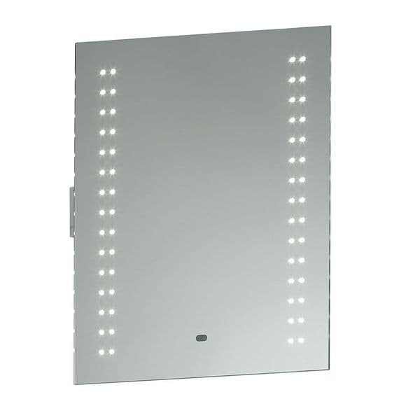 Saxby Perle Shaver Mirror IP44 8w Daylight White SW 13760 By Massive Lighting